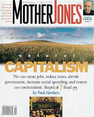 Mother Jones March/April 1997 Issue