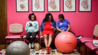 Pregnant While Black