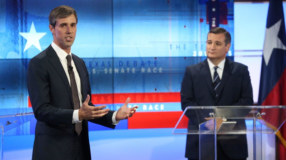 Ted and Beto