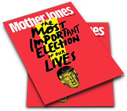 Mother Jones November/December 2018 Issue