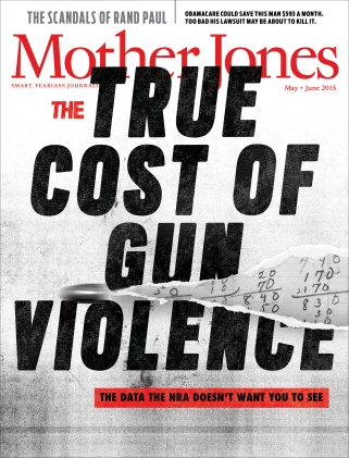 Mother Jones May/June 2015 Issue