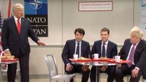 Alec Baldwin, Jimmy Fallon, Paul Rudd, and James Corden.