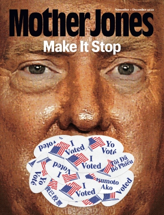 Mother Jones November/December 2020 Issue