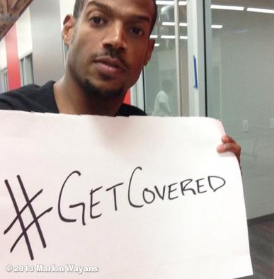 Marlon Wayans #getcovered