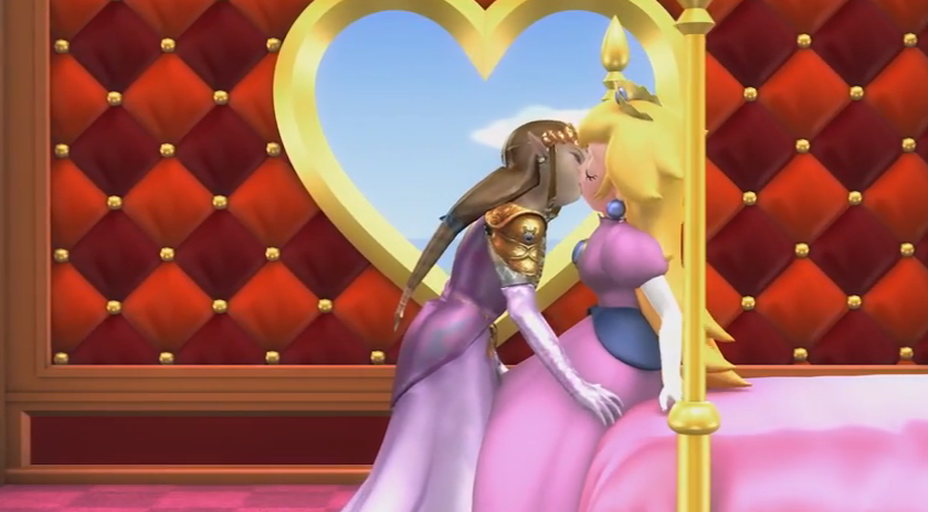 Nintendo gay marriage