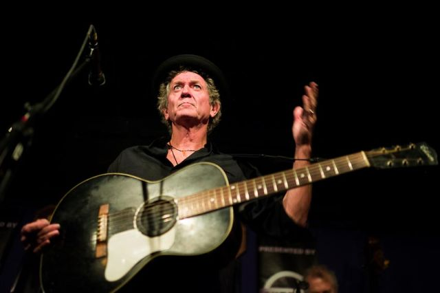 Rodney Crowell performs at the Station Inn during the 13th Americana Music Festival and Conference, September 12-15, 2012, Nashville, TN