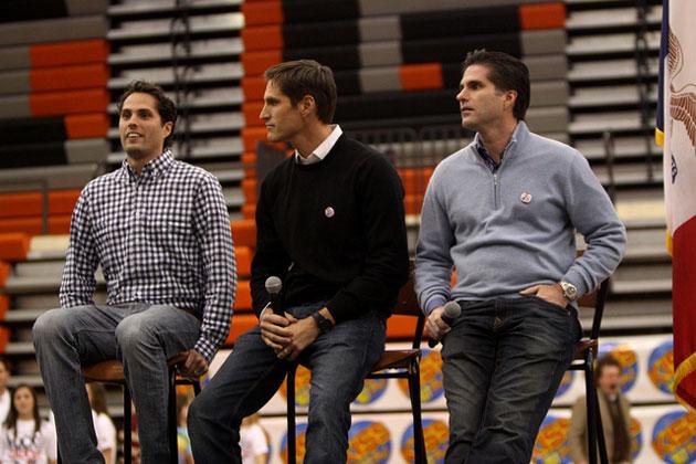 Craig, Josh, and Tagg Romney Gage Skidmore/Flickr