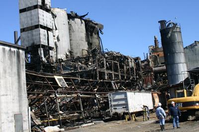 imperial sugar explosion OSHA