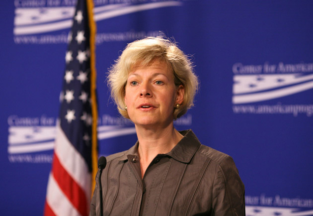 Rep. Tammy Baldwin (D-Wisc.) Center for American Progress Action Fund/Flickr